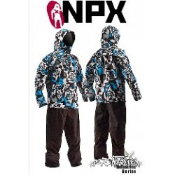 NPX Lucifer bleu-blanc Test occasion ohne Gewährleistung