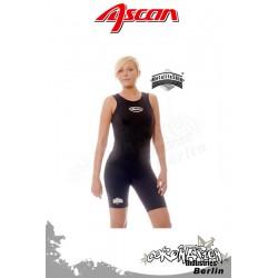 Ascan Neopren Metalite Underwear Damen Monoshort