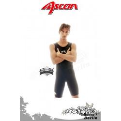 Ascan Neopren Metalite Underwear Herren Monoshort