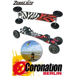 Zebra Mountainboard Zebra ATB Board All Terrain Landboard