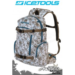 ICETOOLS Tempest Snow & Skate Rucksack Schul & Freizeit Backpack - Check'n'Stars