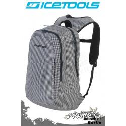 ICETOOLS Rucksack Backpack 2010 Core Pack - Blue Tweed