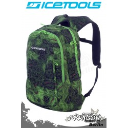 ICETOOLS Rucksack Backpack 2010 Core Pack - Map Print