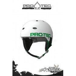 PRO TEC Kite-Helm B2-Wake - Gloss White