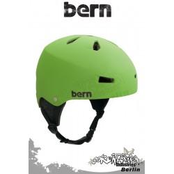 Bern Kite-Helm Macon H2O - Neon vert