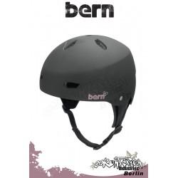 Bern Frauen Kite-Helm Brighton H2O - Black