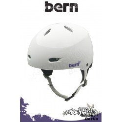 Bern woman Kite-Helm Brighton H2O - Gloss White
