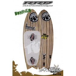 RRD DOMINGO 2011 Wave/Freeride Surf-Kite Board - Wood