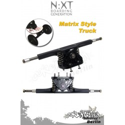 Next Boarding Mountainboard Matrix Style Truck Light  Achse