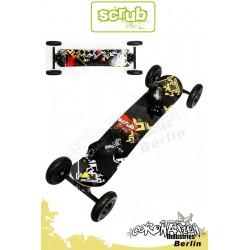 Scrub Mountainboard GLD-DH Downhill Landboard ATB