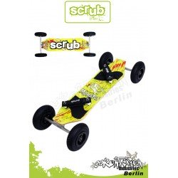 Scrub Mountainboard Monster Landboard ATB Slime Green