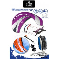 HQ Powerkites 2010 Beamer IV 1.4 R2F