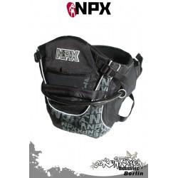 NPX Kite-Sitztrapez 2011 Seat Harness - Schwarz