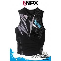 NPX Prallschutzweste Cult Vest - Schwarz