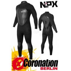 NPX Cult SD 5/4/3 GBL Neoprenanzug Schwarz