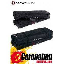 Mystic Ammo Twin Box black Kitebag Kiteboard Bag mit Rollen