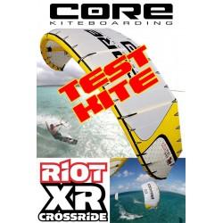 Core Riot XR Test Kite 6 m²