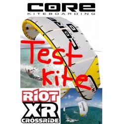 Core Riot XR Test Kite 11 qm 1 mal gefahren