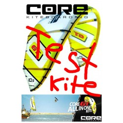 Core GT occasion-Kite Test-Kite 13,5