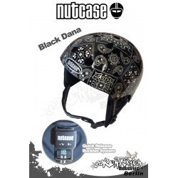 Nutcase Wasser Helm - Black Dana