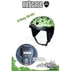 Nutcase Wasser Helm - X-Ray Brain