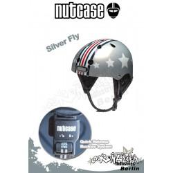 Nutcase Wasser Helm - Silver Fly