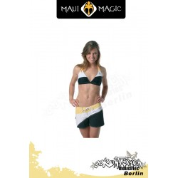 Maui Magic Boardshort Ocean Banana Cream