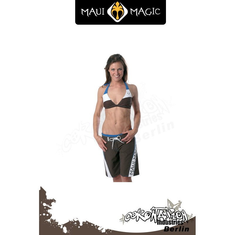 Maui Magic Boardshort Freedom Chocolate