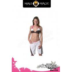 Maui Magic Boardshort Freedom Bright White