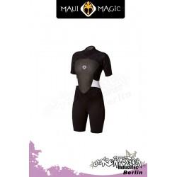 Maui Magic Kula Shorty 3/2 D/L woman neopren suit