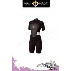Maui Magic Kula Shorty 3/2 D/L femme combinaison neoprène