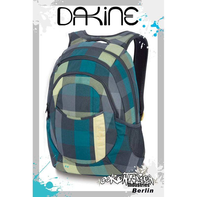 Dakine Garden Girls Devin Checks Laptop & Schul-Rucksack