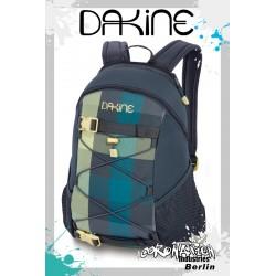 Dakine Girl Wonder Charcoal Devin Check Skate & Fashion-Freizeitrucksack