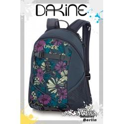 Dakine Girls Wonder Charcoal Bloom Skate Fashion Freizeitrucksack