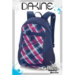 Dakine Girl Wonder Navy Vivienne Plaid Fashion-Freizeit-Schul Rucksack