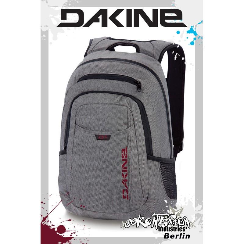 Dakine Factor Herringbon Schul Freizeit & Laptop-Rucksack
