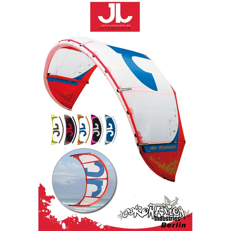 JN Mr Fantastic 10qm Kite