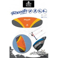 HQ Powerkites 2010 Rush III Pro 250 R2F 2.0