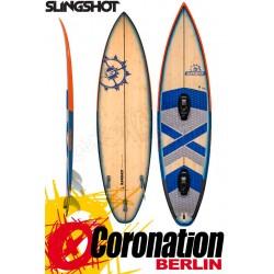 Slingshot Tyrant 2016 Wave Kiteboard