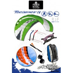 HQ Powerkites 2010 Beamer IV 2.0 R2F