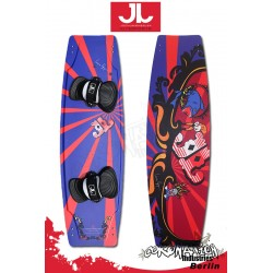 JN Kiteboard 2010 Circus 139x43 Leander Vyvey Pro Model