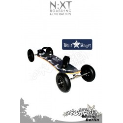 Next Blue Angel 2010 Mountainboard Landboard ATB
