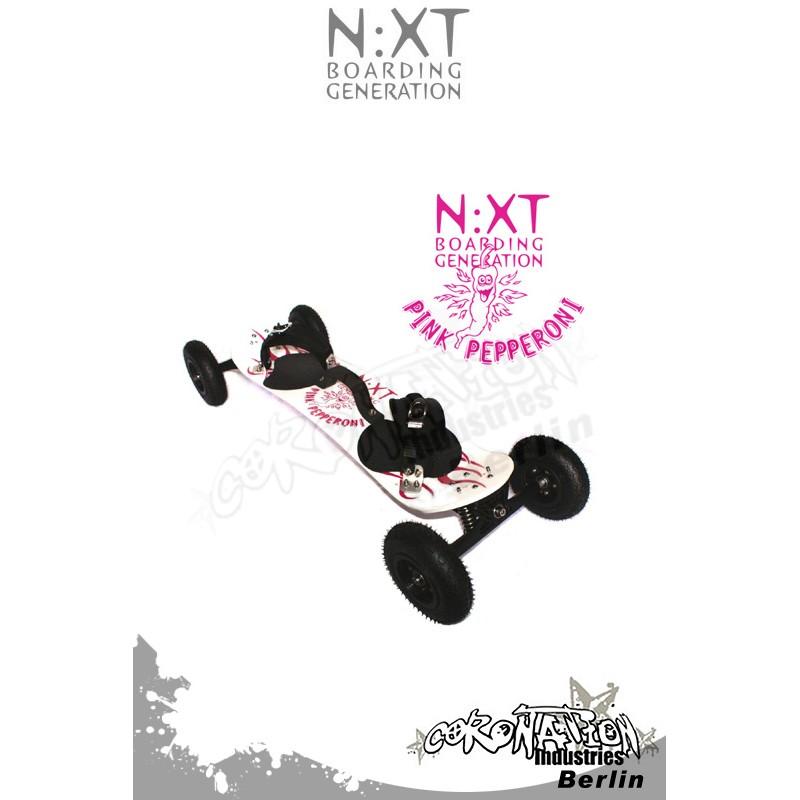 Next Pink Pepperoni Mountainboard Landboard ATB