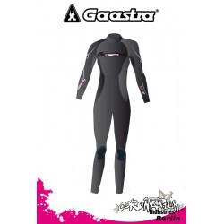 Gaastra Live Full 5/4/3mm femme combinaison neoprène Black