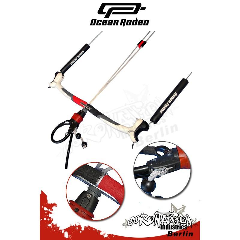 Kitesurfen Slingshot Compstick Sentinel Bar 2018 20 Bar x 20+3m Leinen Weiterer Wassersport