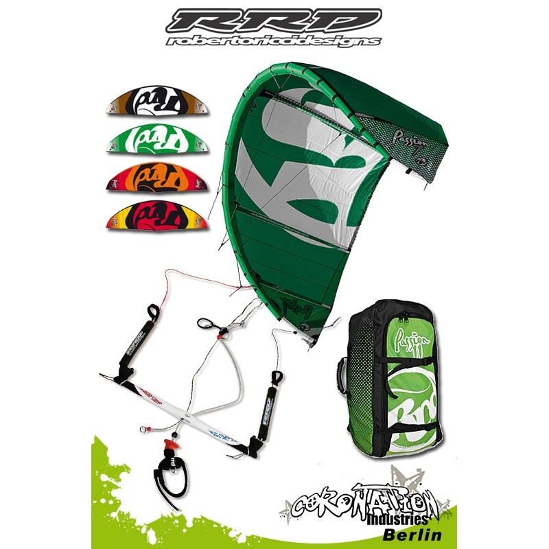 RRD 2010 Kite Passion 9qm mit Bar