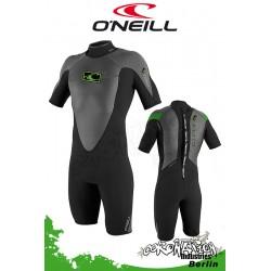 O'Neill Hammer Shorty 2/1 Neoprenanzug Black/Grass
