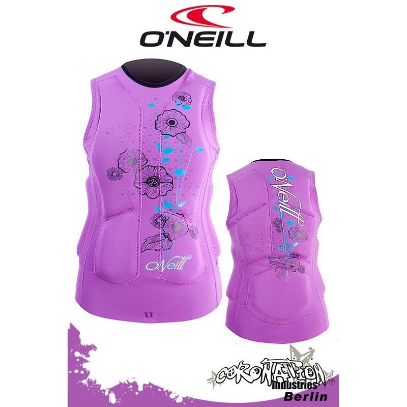 O'Neill Frauen Prallschutzweste Gooru Iris/Riv