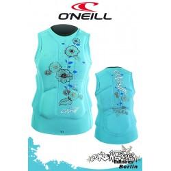 O'Neill Frauen Prallschutzweste Gooru Aruba/Astra