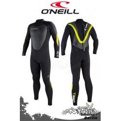 O'Neill 2010 combinaison neoprène Gooru GBS FULL 3/4 Black